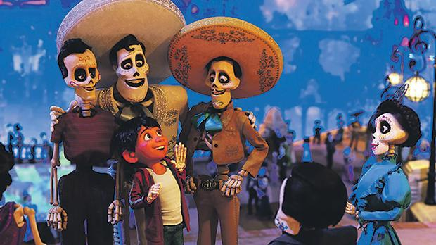 A Mexican boy's pursuit of his dreams leads him to the Land of the Dead in Coco.