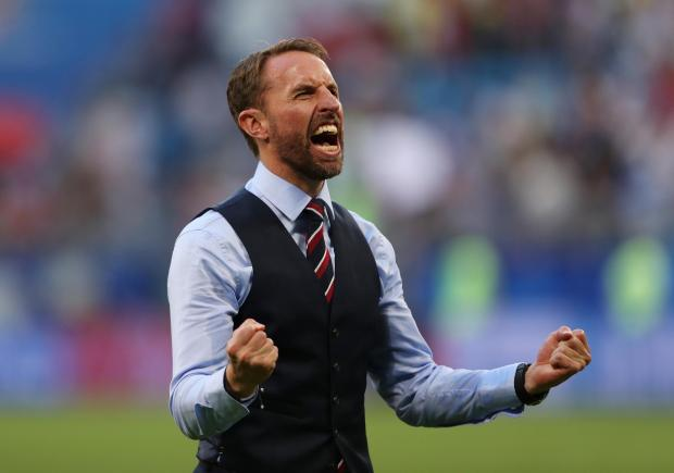 Gareth Southgate has steered England to the World Cup semi-finals.