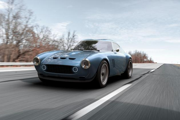 GTO Engineering confirms Squalo name for retro-inspired sports car
