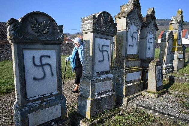 France to open anti-hate crime bureau after Jewish cemetery desecrated