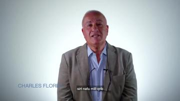 PBS editorial board member endorses PL MEP candidate | Charles Flores's endorsement was filmed.