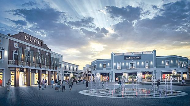 Shopping village launches offers