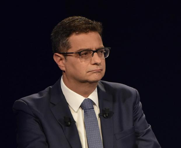Opposition leader Adrian Delia addressed the PN General Council Thursday evening. Photo: Jonathan Borg