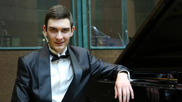 Award-winning pianist to perform at Teatru Manoel