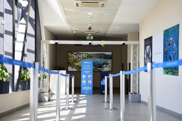 Airport restrictions revealed as flights resume