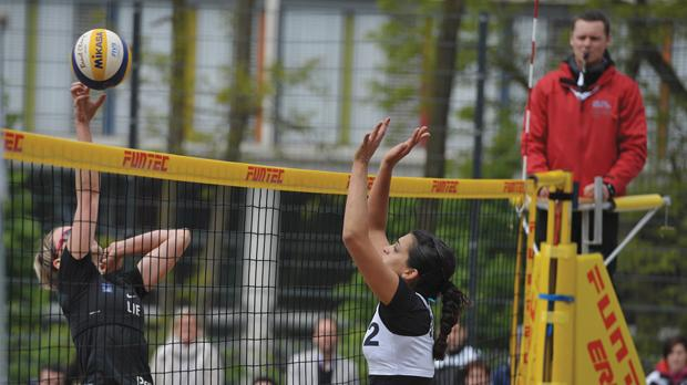 Beach volley will be included in the 2019 Small Nations Games.