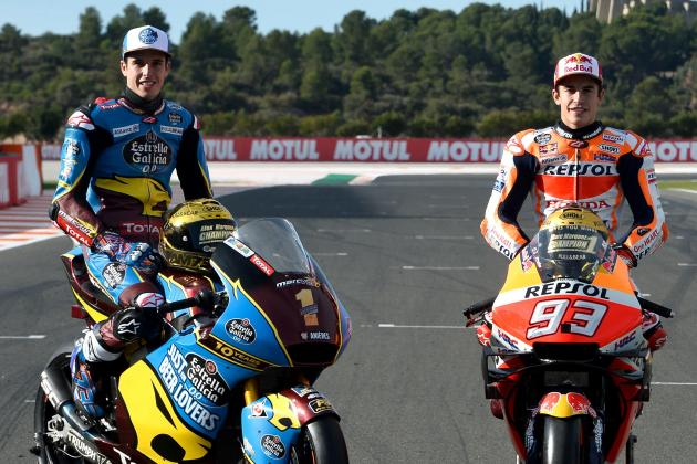 Alex Marquez to join brother Marc at Honda MotoGP team in 2020
