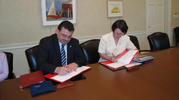 University Of Malta Signs Fourth Agreement With Us University