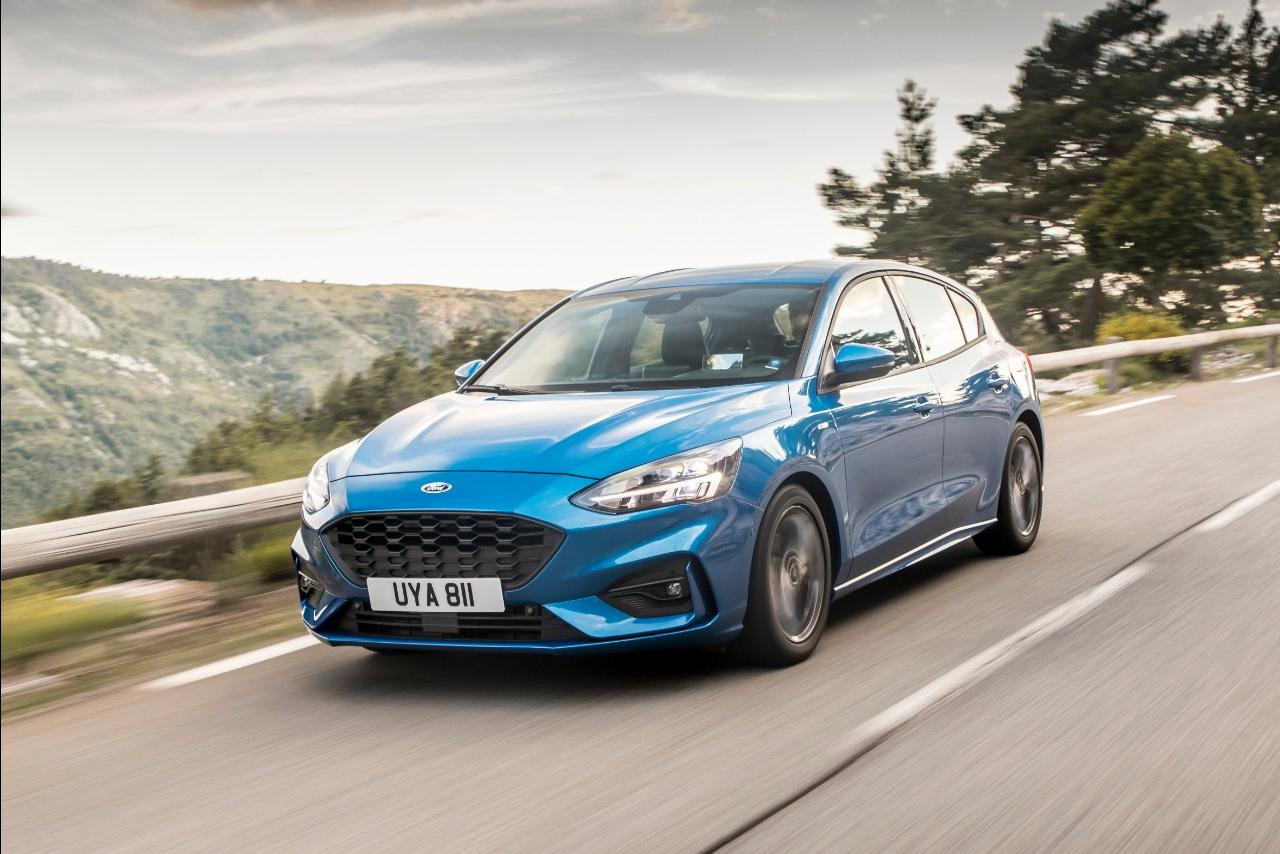 The Ford Focus is one of the best cars to drive in the segment.