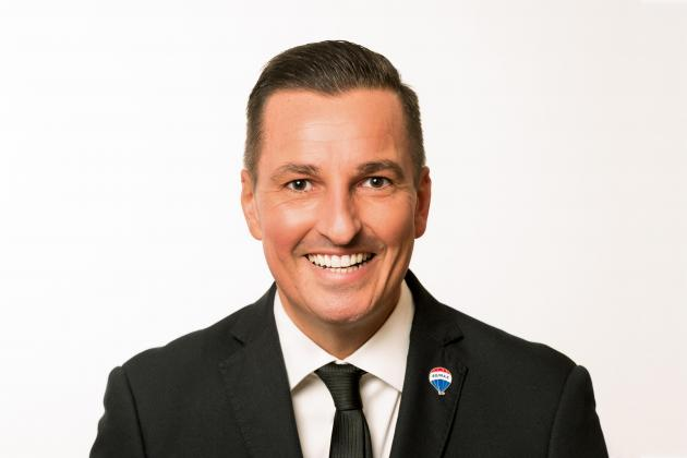 International speaker Elhorry Zunino to present at'60 Minutes with RE/MAX'