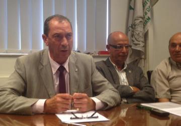 FKNK president Joe Perici Calascione