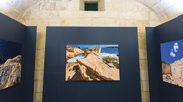 Works forming part of Disgħa by Austin Camilleri. Photo: Daniel Mifsud Photography
