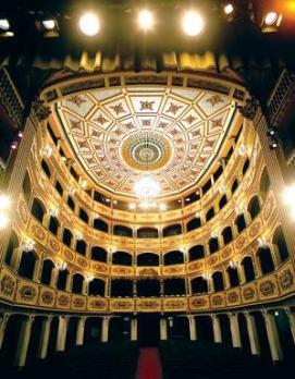 The Manoel Theatre.