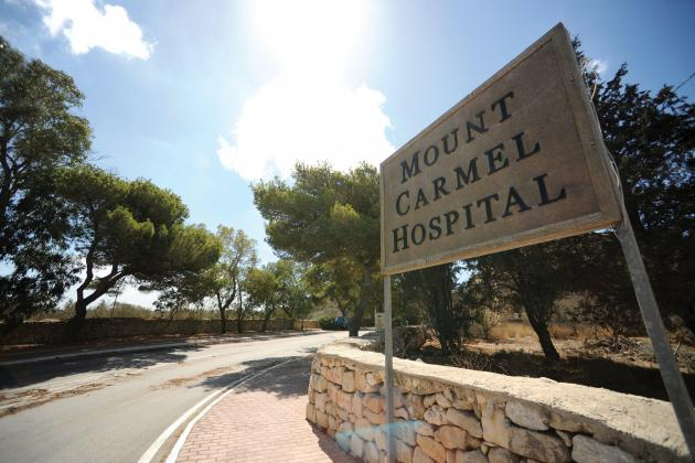 New 10-bed ward at Mount Carmel Hospital set to open