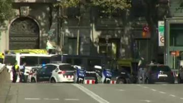 Terrorism in Barcelona - Van ploughs into crowd, 13 dead, IS claims responsibility