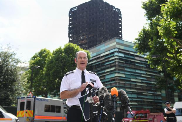 Death toll in London tower fire rises to 58