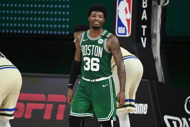 Celtics guard Smart fined $15K for ripping referees