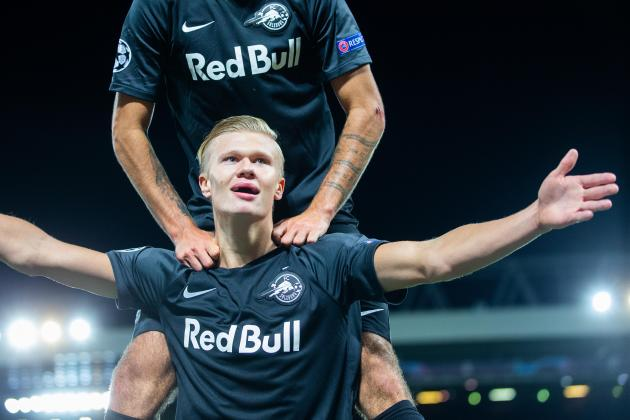 Champions League top scorer Haaland named in Norway squad for Malta game