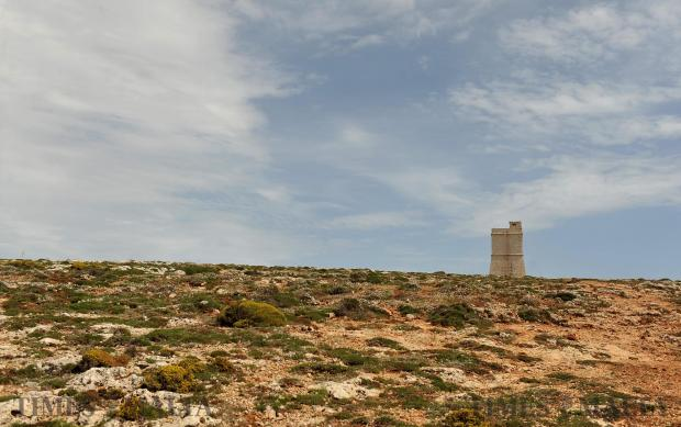 Lippija tower on May 10. Photo: Chris Sant Fournier