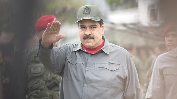 President of Venezuela Nicolás Maduro. Photo: Marcos Salgado/Shutterstock.com