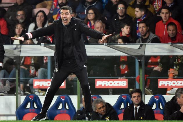 Benfica coach Lage offers resignation as title hopes fade