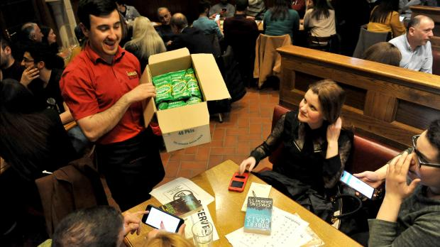 Quiz Night ticks all the boxes