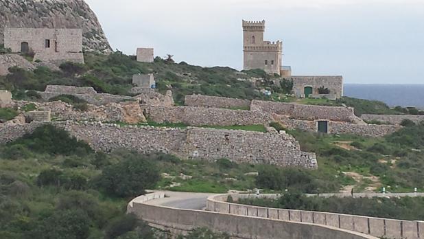 Għar Lapsi. Photo: Margaret Mizzi