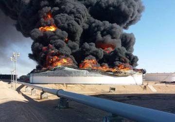 East Libyan forces advance in bid to retake oil ports