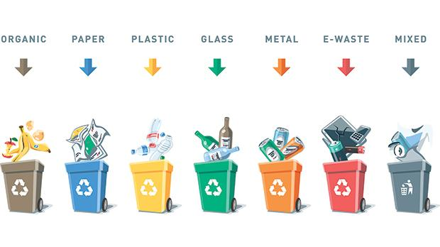 Rather than that bossy slogan 'Sort it out', I wish Wasteserv would promote the fact that the rubbish we throw out is worth money. If people are aware of the value and cost, they'd put more effort in their waste separation.