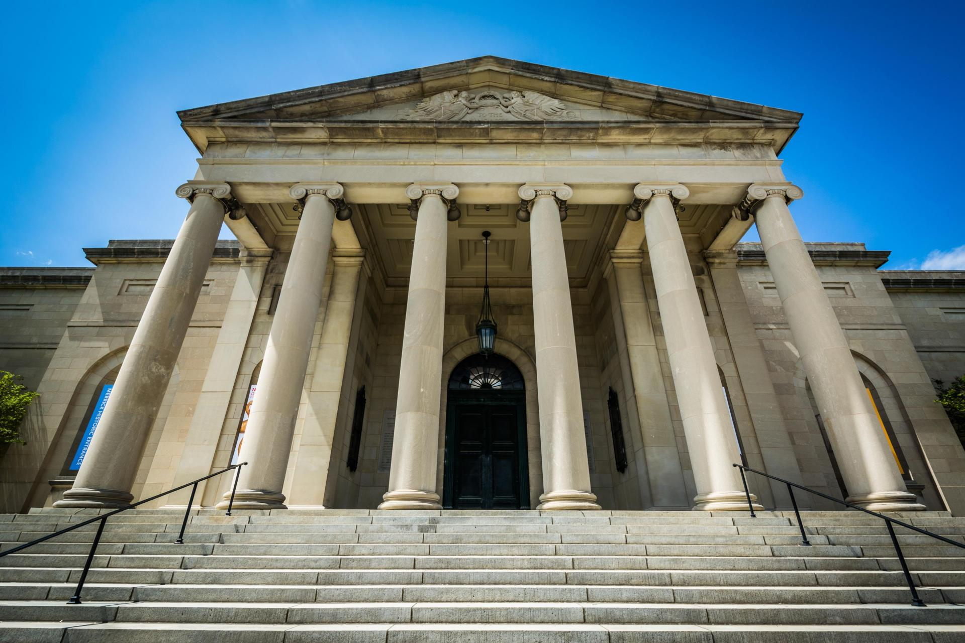 The Baltimore Museum of Art which hoped to raise $65 million by selling three major works including a Warhol. Photo: Shutterstock.com