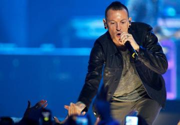 Linkin Park singer Bennington dead in apparent suicide