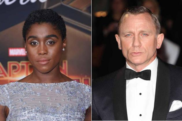 Move Over James Bond New 007 Is Black And Female