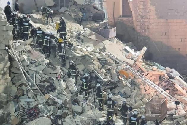 Court blocks construction work next to fatal Ħamrun house collapse