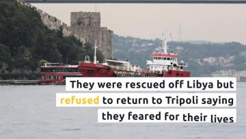 Watch: How a ship was hijacked to Malta