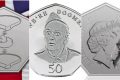 New 50 pence coin to commemorate Britain's Brexit day