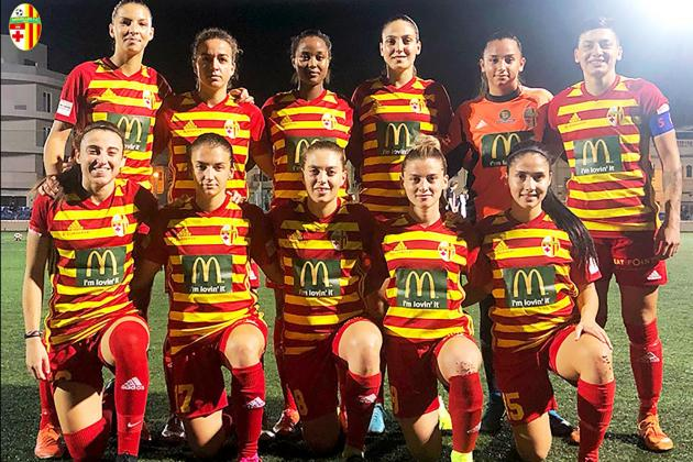 Birkirkara women open title quest on a high