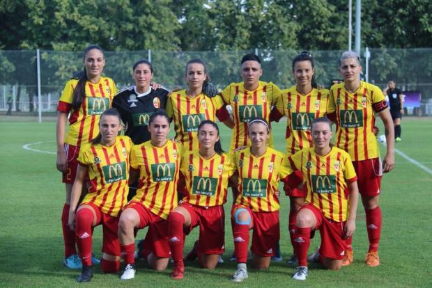 Birkirkara earned a historic 2-2 draw against Cardiff Met Women of Wales.