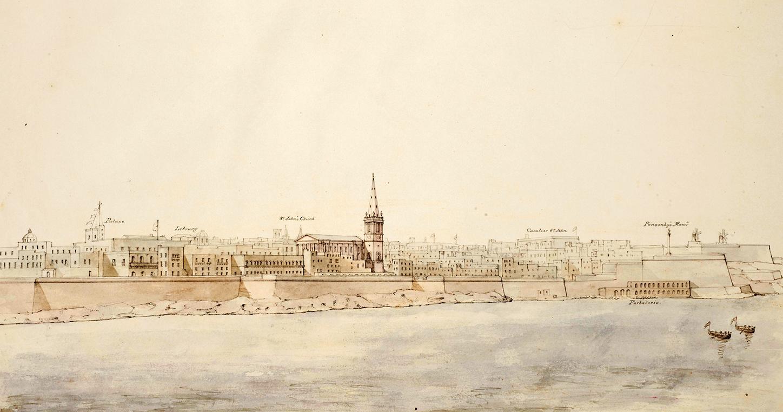 Archives of the Wignacourt College Museum, Rabat.