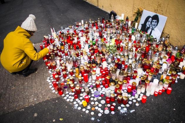 Middleman claims entrepreneur ordered Slovak journalist's murder
