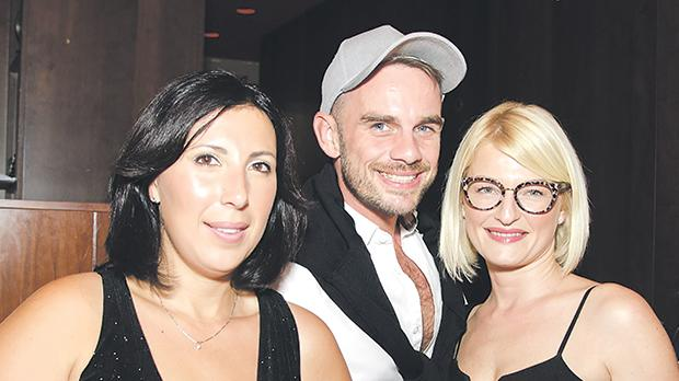 Caroline Bond, Matthew James Smith and Masielle Camilleri.