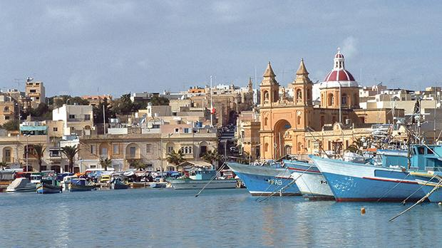 The third Sunday walk will end at the picturesque fishing village of Marsaxlokk after passing through some remote country lanes.