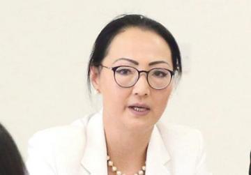 Dr Shelia Jin from Saint James Hospital.
