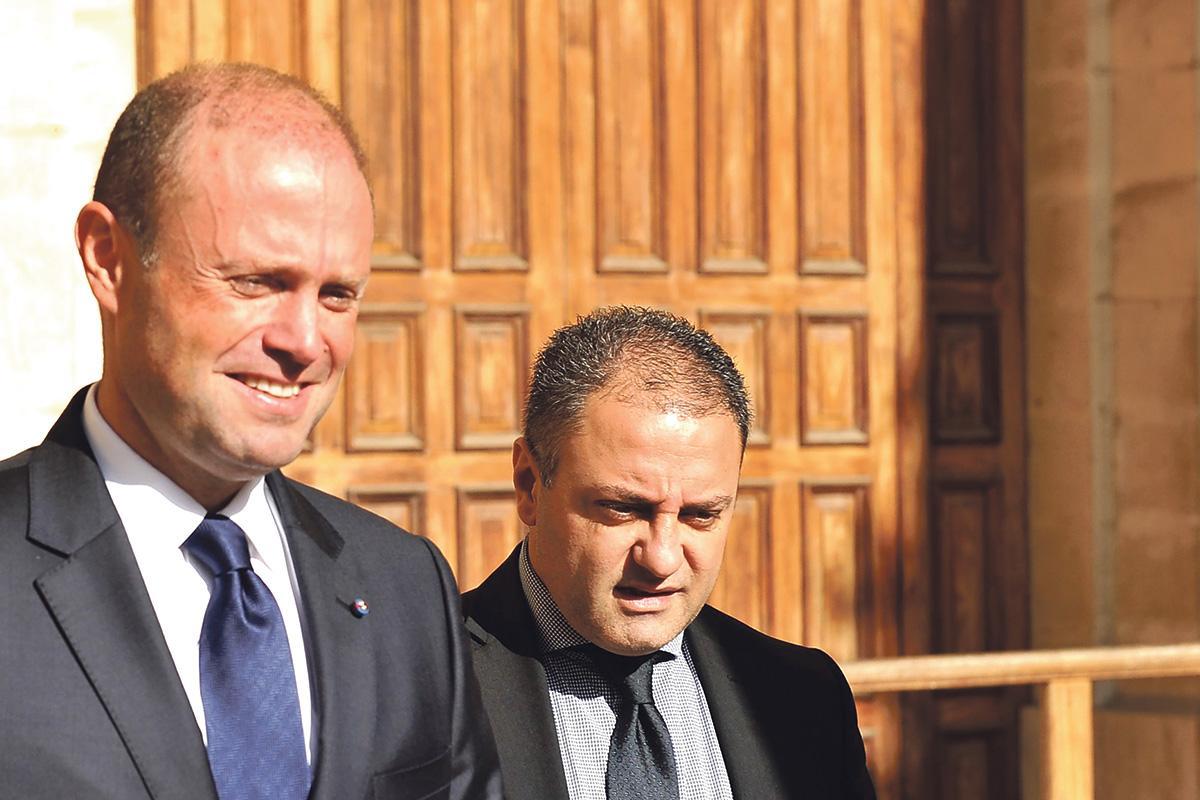 PM's former spokesman given twice Joseph Muscat's salary