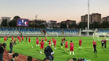 Watch: Malta team training ahead of Kosovo game | Video: Gianluca Lia
