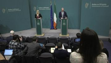 Ireland preparing for no-deal Brexit 'emergency' - minister