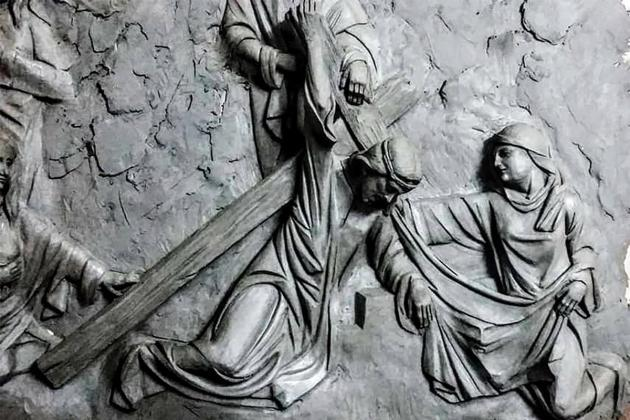 A Maltese artist's quest for the spiritual