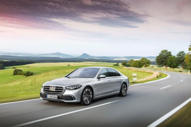 The best luxury saloons money can buy