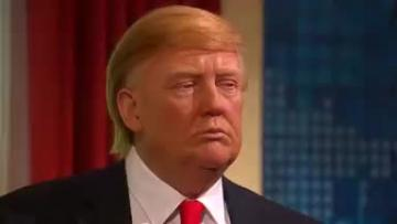 Trump's hair a challenge for Madame Tussauds sculptors