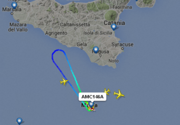 Air Malta flight to Manchester turns back in security precaution