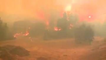 Watch: California fires rage on, could be worse to come